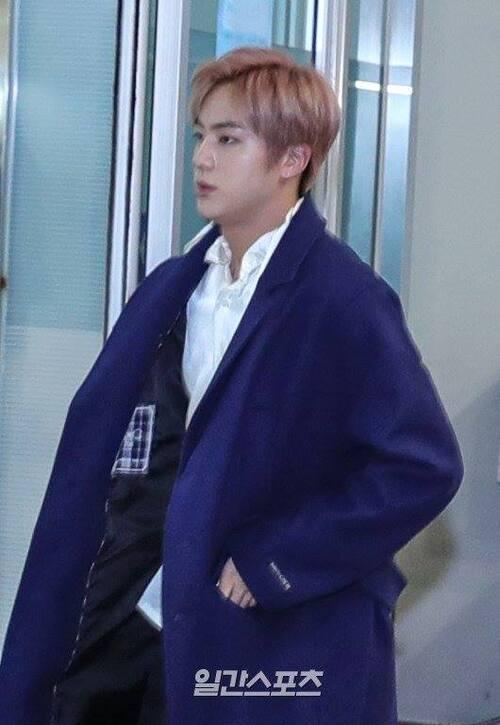 BTS_Jin #1