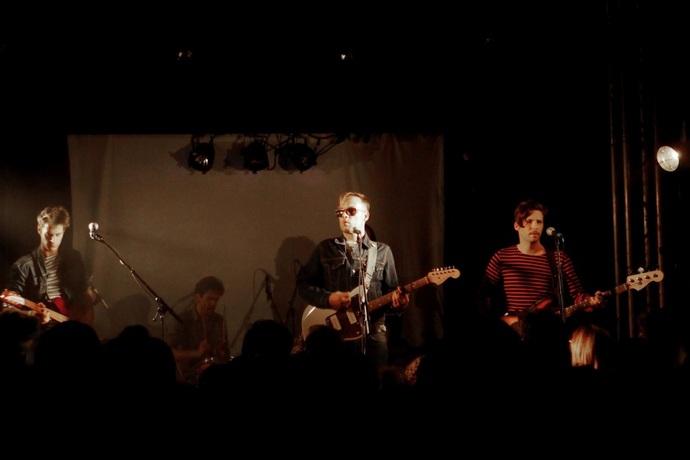 Live report : concert du groupe Alineà Paris (La Flèche d'Or), mercredi 12 décembre