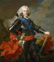 Philippe V roi-espagne