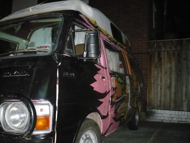 Le Van de la mort!