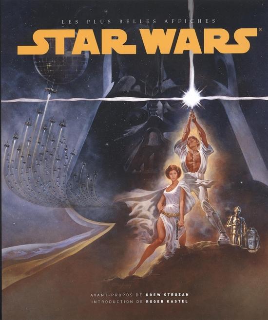 STAR WARS LES PLUS BELLES AFFICHES