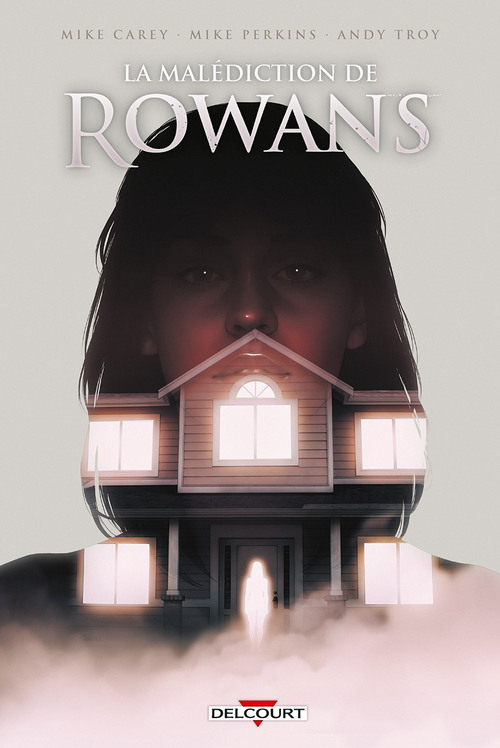 La malédiction de Rowans - Carey & Perkins & Troy
