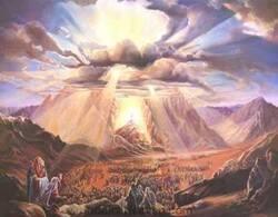 Dieu conclut une alliance avec Son peuple