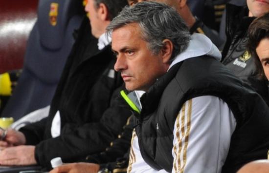Mourinho survet