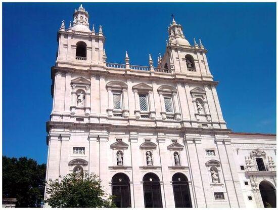 Monastère ou église de São Vicente de Fora
