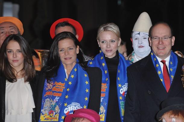 Festival du cirque de Monaco