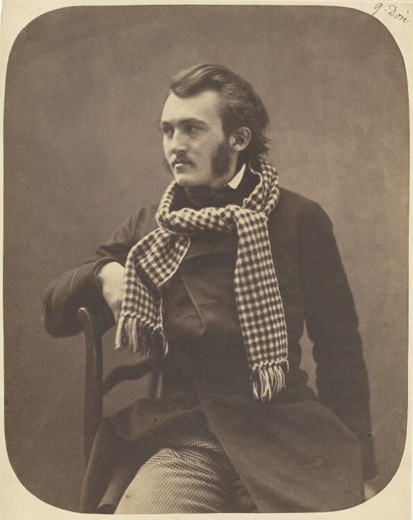 Nadar-Portrait-Gustave-Dore