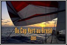 Du Cap Vert au Brésil
