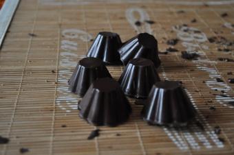 Chocolat au coeur croustillant de spéculoos