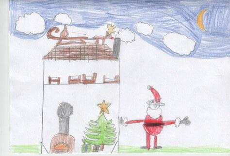Le Père Noël est - presque - arrivé !