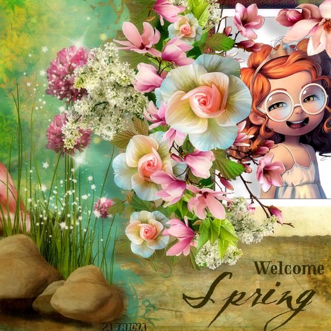 Bon dimanche vive le printemps
