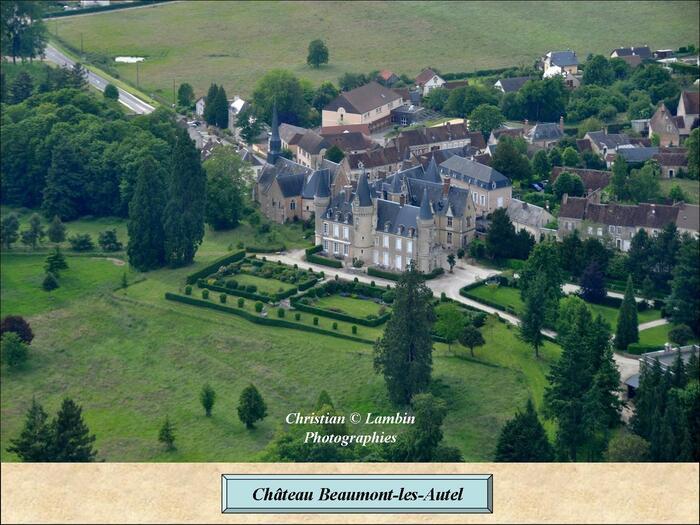 Histoire des 3 châteaux...