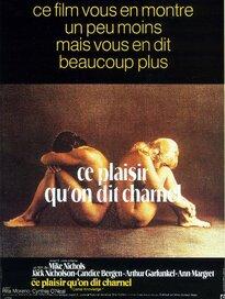 CE PLAISIR QU'ON DIT CHARNEL BOX OFFICE FRANCE 1972