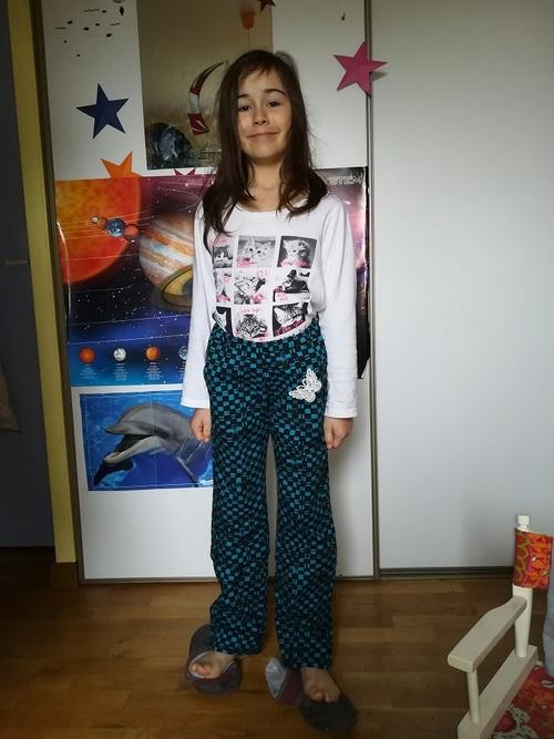 Le pantalon de Clara
