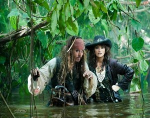 Pirates of the Caribbean 4 - Find the numbers