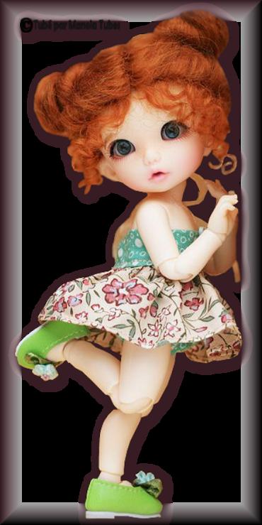 Tubes dolls 2975
