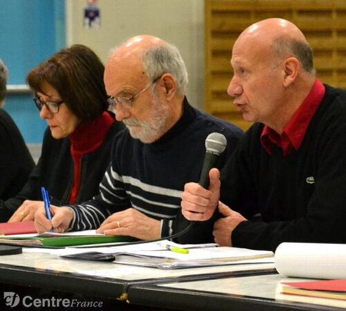 La CGT des retraités multipro a adopté une motion, hier