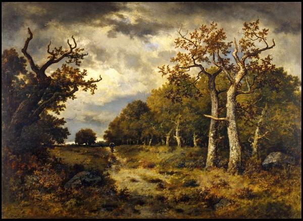 Samedi - Le tableau du samedi : Forêt de l'Isle-Adam