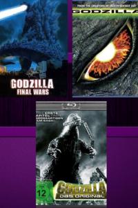 Godzilla 5 Films