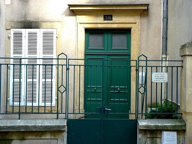 Les portes de Metz 74 Marc de Metz 2012