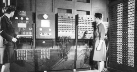 Le premier ordinateur électronique au monde pesait 30 tonnes !