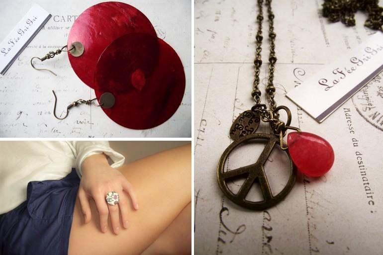1er Blog-Anniversaire : Les bijoux de La Fée Gri Gri