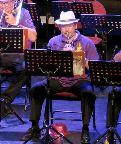 Le concert 2017 de la Lyre Châtillonnaise a eu un grand succès !