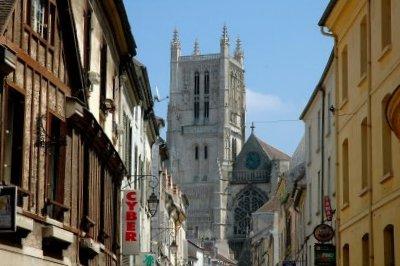 Randonnée Paris-Meaux à vélo dimanche 30 juin 2013