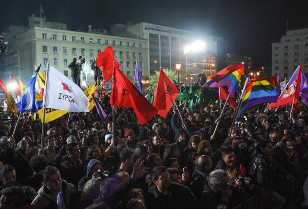 Syriza prend le pouvoir en Grèce
