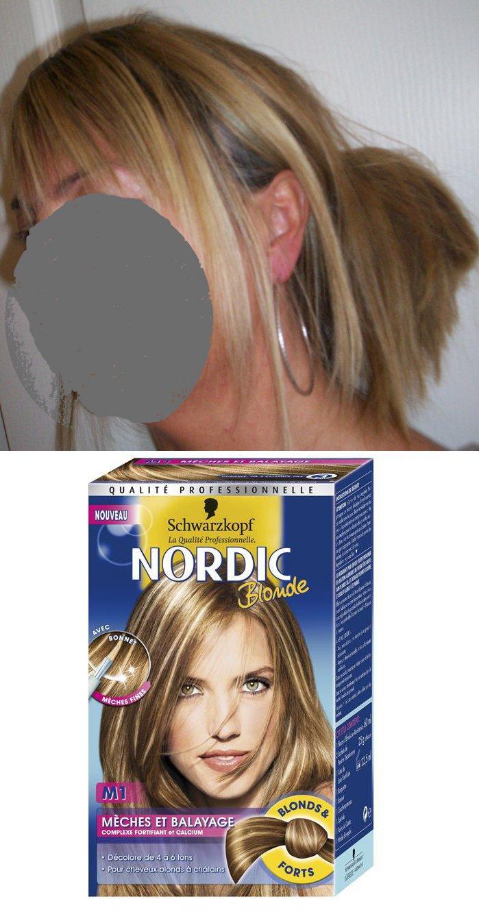 Kit mèches & balayage Nordic blonde M1 de Schwarzkopf