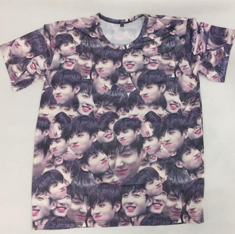 Tshirt JUNGKOOK Everywhere Edition