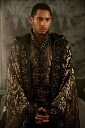"Elliot Knight in OUAT 05x05 - ""Dreamcatcher"":"