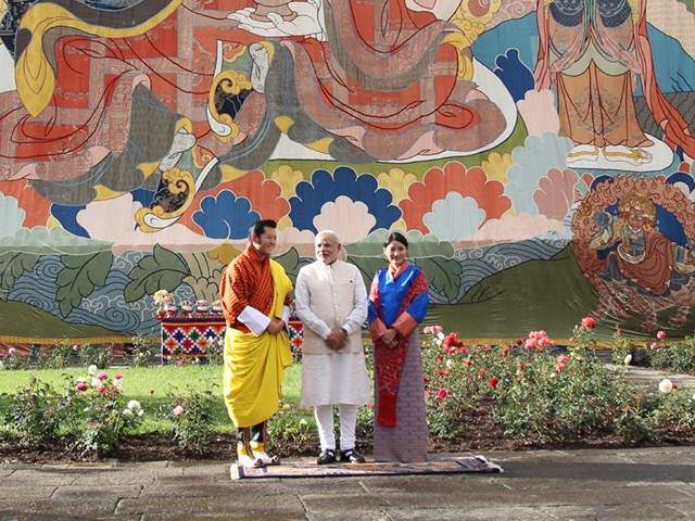 Le roi et le premier ministre