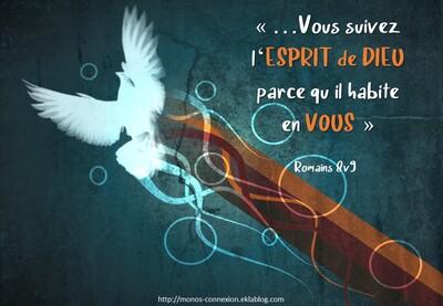 Fruit de l'Esprit 3 : Marcher par l'Esprit - Lecture et Prière