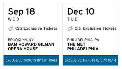 Madame X Tour : deux nouvelles dates exclusives