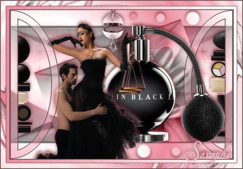 *** Parfum envoutant ***