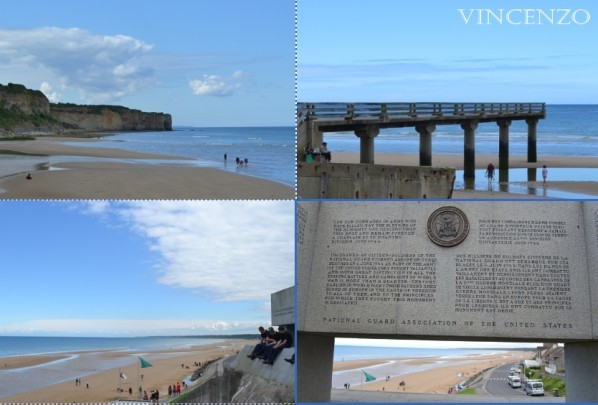 Normandie Omaha Beach