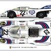 Porsche 917K 1971 24h du mans