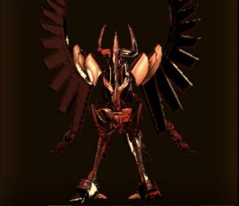 XLVI - Armure du Phénix (Phoenix Cloth)