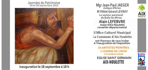 Journées du Patrimoine à Aix Noulette