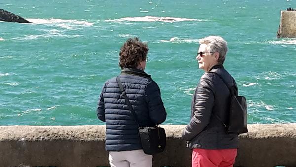 Découverte de Biarritz