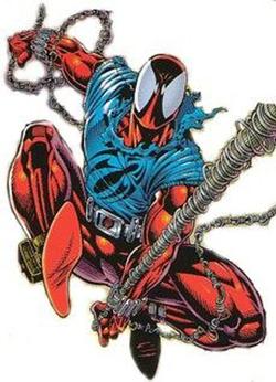 -Scarlet Spider