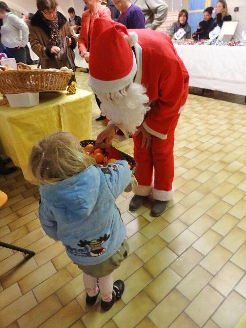 Le Marché de Noël du Zonta-Club...