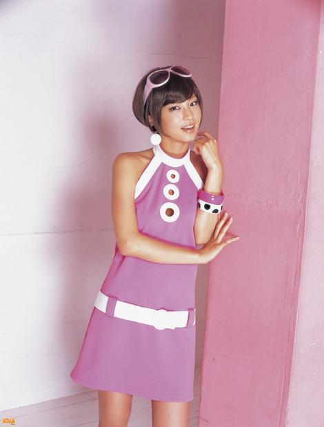 WEB Gravure : ( [Bomb.tv - GRAVURE Channel] - | 2005.08 | Misako Yasuda/安田美沙子 )