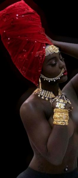 Tubes femmes africaine création 20