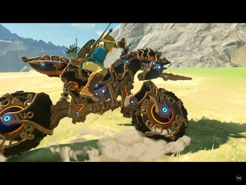 Zelda trailer Expansion Pass: DLC Pack 2 The Champions' Ballad Trailer