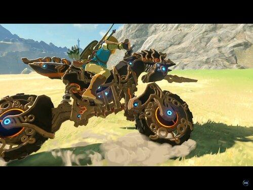 Zelda trailer Expansion Pass: DLC Pack 2 The Champions' Ballad Trailer