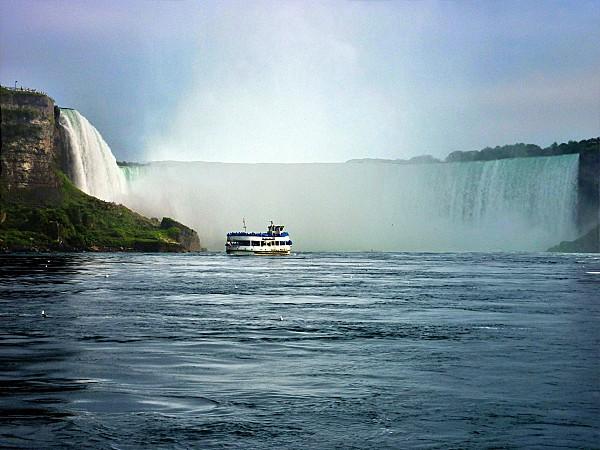 Niagara Falls Canadian Falls