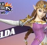 Super Smash Bros. (3DS / WiiU) - #1 - Zelda (Création LGN) - 2048 x 1152