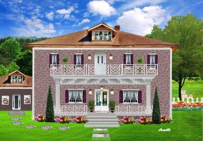 Les maisons de TONI - 2